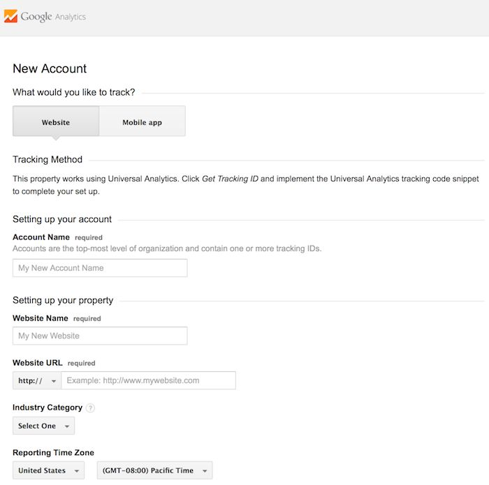 Google Analytics Step 02